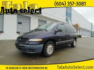 1998 Plymouth Voyager 4dr SE 113 WB