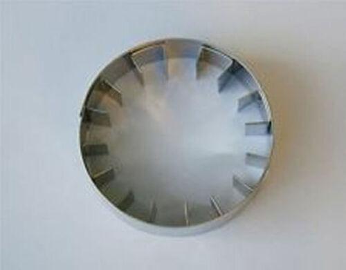 Imperdibile tagliapasta stampo cm 8 in acciaio per pasticelle anche calzoncelli