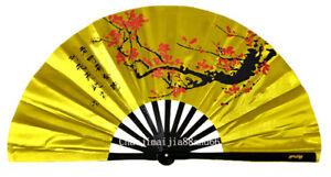 Kung-Fu-Tai-Chi-Martial-Arts-Wing-Chun-Dance-Training-Exercise-Plum-Blossom-fan