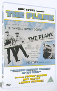 The-Plank-DVD-2004-Eric-Sykes-NEW