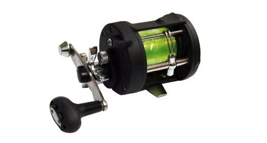 Dennett Valentia Amplifier Fishing Reel Right Hand 11.3kg Line Fishing