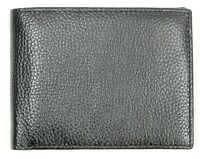 RFID Blocking Men's Leather Wallet Protect Credit Card Stop ID Theft Best Seller