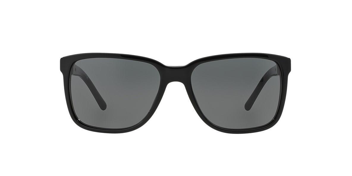 b498af17af0 Authentic Burberry Sunglasses Be4181 300187 Black Frame 58mm for ...