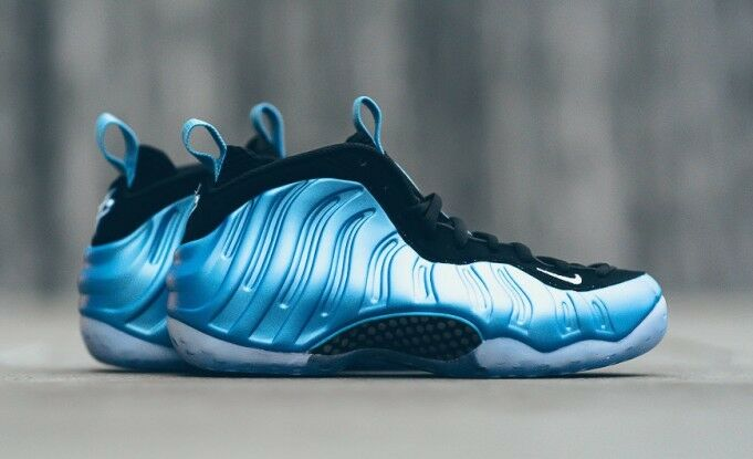 2016 Nike Air Foamposite One University bluee Size 15. 314996-402 jordan penny