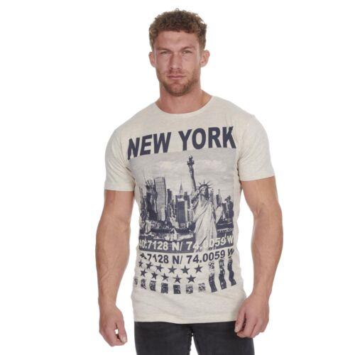 Mens Plus Size American Design Printed T Shirt