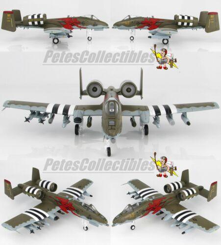 Hobby Master HA1326 A-10C Warthog Red Devils 107th FS/127th Wing 100th Ann. 1:72