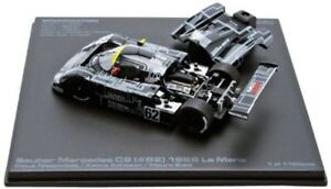 Hpi-Racing-1-43-AEG-Sauber-Mercedes-C9-No-62-1988-Le-Mans-24-hours-New