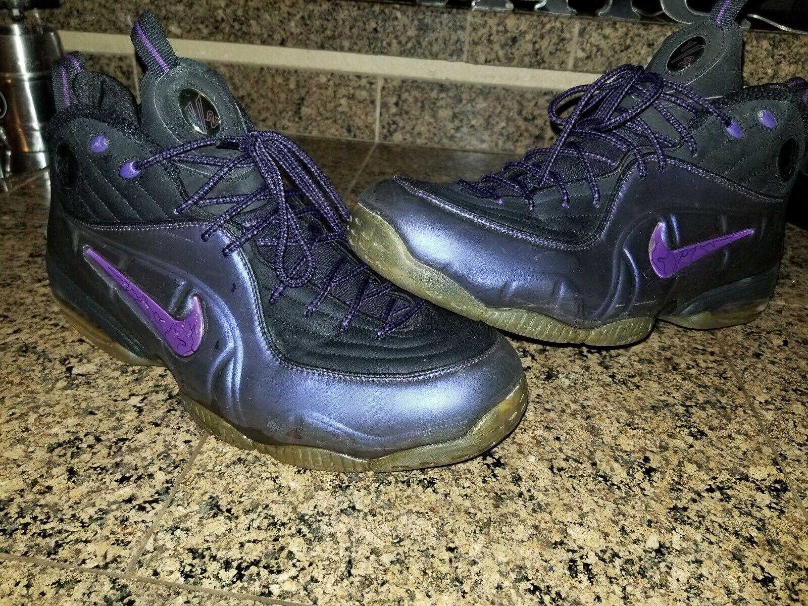 5833f54b04 Nike Air Penny Half Cent 13 (344646 500) Eggplant Purple 2 Size 1 ...