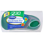 Dr. Scholl's Custom Fit Orthotic Inserts Foot Mapping Technology Insoles CF 230