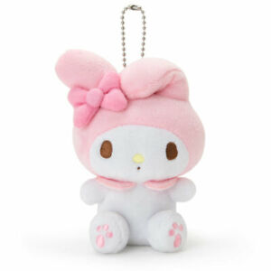 My-Melody-Mini-Plush-Doll-Toy-with-Ballchains-Sanrio-Kawaii-Cute-F-S-NEW