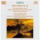 Grieg: Piano Music, Vol. 12 (1996)