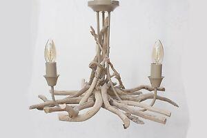Driftwood-Chandelier-Three-light-Arm-Pendant-Drift-Wood-3-Light-Pendant-fitting