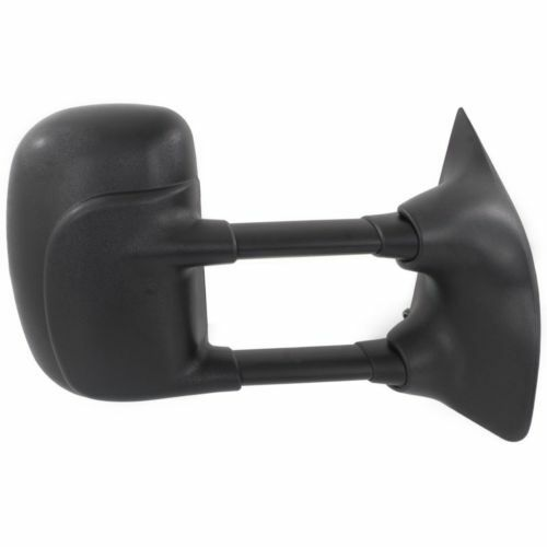 New Passenger Side Power Non-Heated Door Mirror For Ford F-Series SD 1999-2007