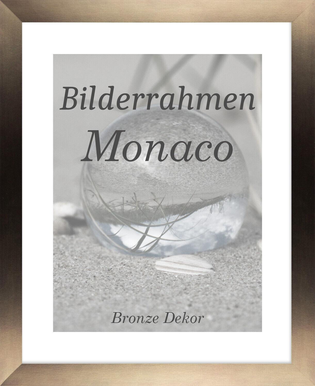 Bilderrahmen Monaco 58x80 cm Foto Poster Puzzle Galerie 80x58 cm