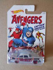 HOT WHEELS CAPITAN AMERICA & The Avengers '57 Plymouth Fury 6/8 [MV00]