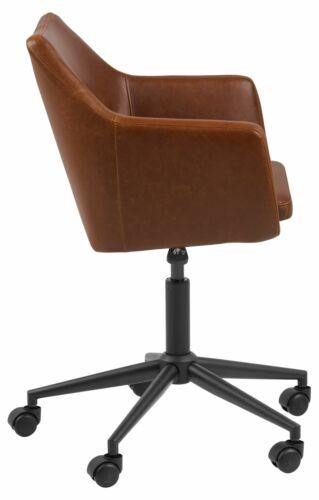 Noel Office Chair Braun Computer Chair Manager Chair Desk Chair