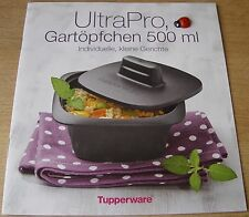 Tupper 1 Rezeptheftchen für den UltraPro
