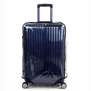 Scratch-Resistant-PVC-Transparent-Protective-Luggage-Suitcase-Cover-Case-Travel
