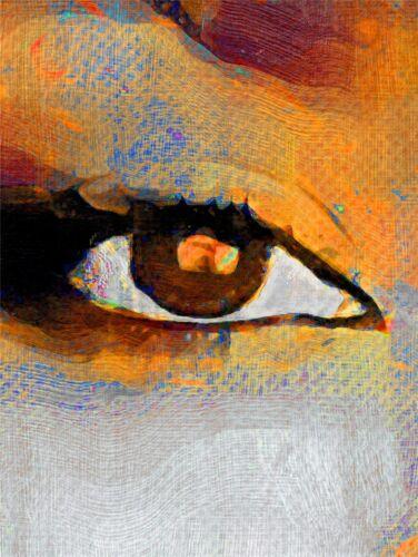 ERYKAH BADU SOUL FUNK R/&B ART PRINT POSTER OIL PAINTING LFF0043