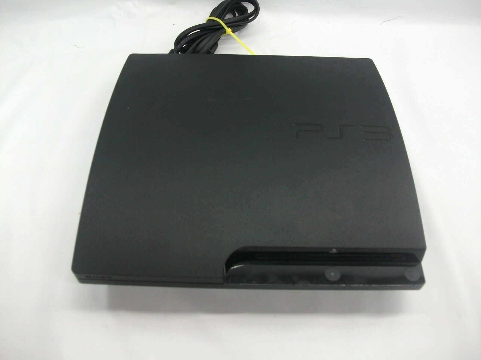 Playstation 3 PS3 CECH-3001A Console Only W/ Power Cable Tested Works