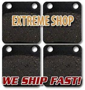 Front Brake Pads For Suzuki Vinson 500 LT-A500 LT-F500 2003 2004 2005 2006 2007