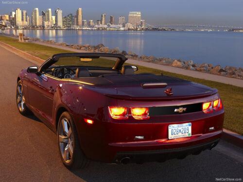 "2011 2010 2013 Camaro /""MAGNETIC/"" Blackout Panel SALE!!! 2012"