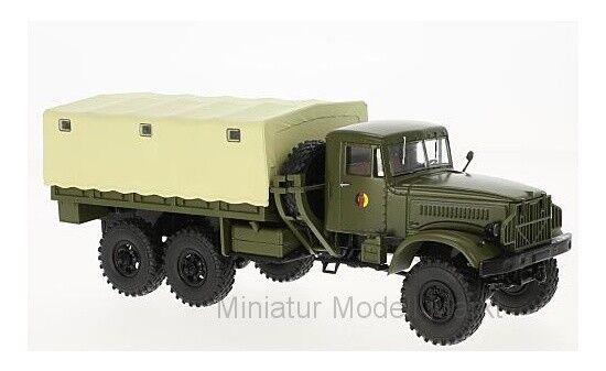 Premium ClassiXXs KrAZ 214 - oliv - NVA - 1 43