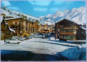 CPA-Postcard-France-La-Clusaz-La-Perriere-et-la-Chaine-des-Aravis