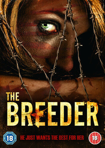 1 of 1 - The Breeder DVD (2013) Theresa Joy ***NEW***