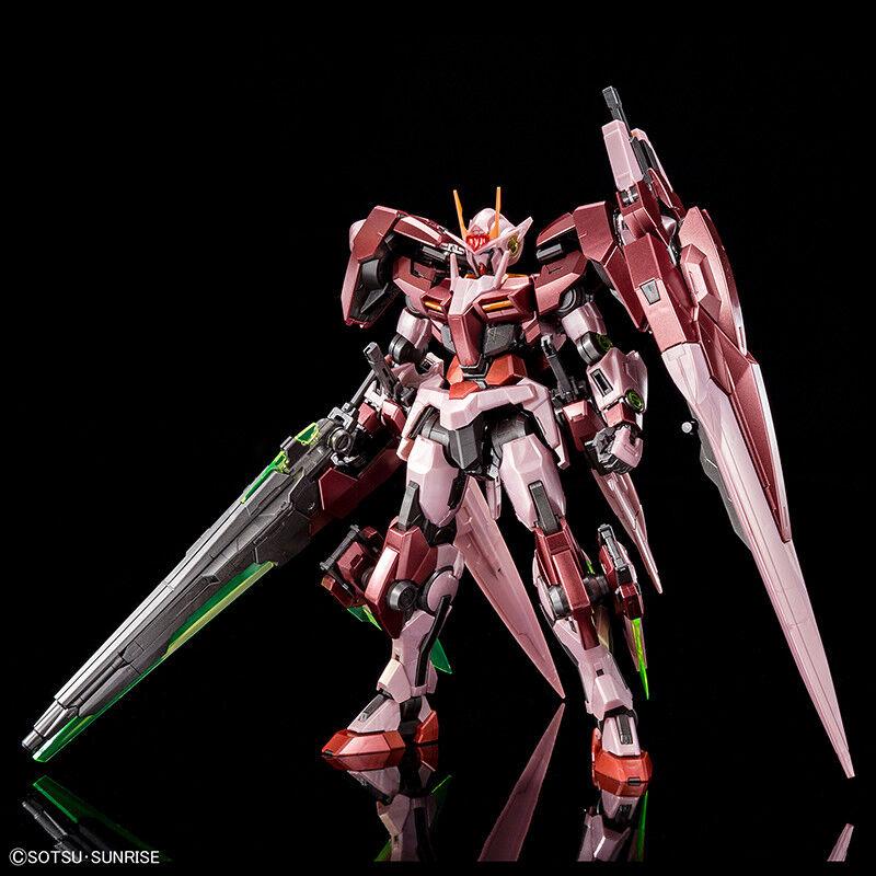 00 Gundam Seven Sword G Trans Am Special Coating GUNPLA MG Master Grade 1 100