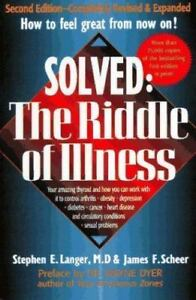 Solved-The-Riddle-of-Illness-James-F-Scheer-Stephen-E-Langer-2nd-edition