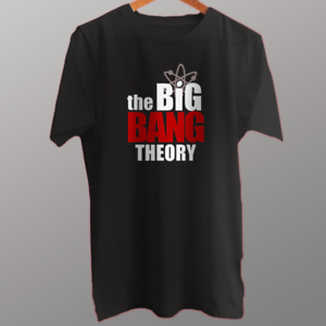 The-Big-Bang-Theory-American-Sitcom-TV-Series-T-Shirt-Cotton-New