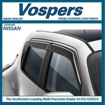 Genuine Nissan Juke Front & Rear Window Air / Wind ...
