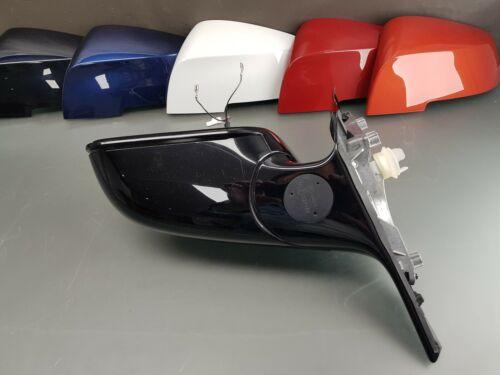 BMW F20 1er Shadow line anklappbar Abblendbar Außenspiegel Seitenspiegel links