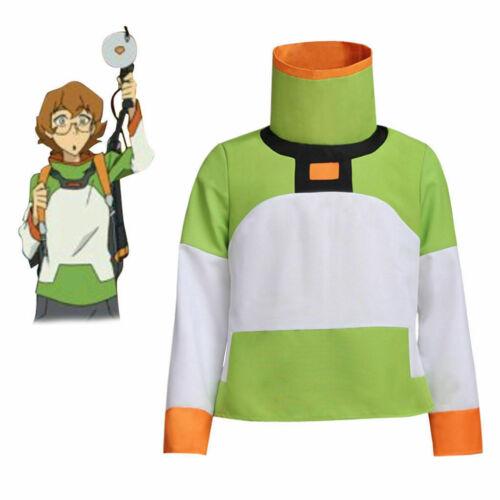 Legendary Defender Pidge Coat Jacket Costume Cosplay