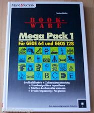 Mega Pack 1 Für GEOS 64 und GEOS 128, ein Markt&Technik Buch #001