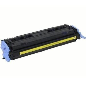 hp q6002a color laserjet 1600 2600 2600n 2605dn cm1017mfp yellow toner cartridge ebay. Black Bedroom Furniture Sets. Home Design Ideas