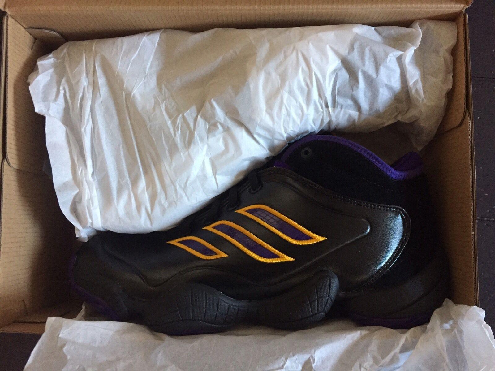Adidas Kobe Crazy 3 III mens size 9 Yeezy 500 sole