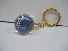 Swarovski Om Crystal Ball Key Ring Holder Event Gift Authentic MIB 5146029