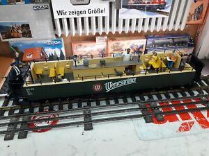 Spur-G-LGB-AUSSICHTSWAGEN-saechsische-Schmalspurbahn-034-WERNESGRUNER-034-NEU