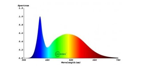 BIOLEDEX HELSO LED Spot GU10 6W Strahler 550Lm 3000K Warmweiss 80Ra S10-0131-257
