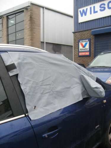Peugeot 206 98-06 WINDSCREEN FROST ICE SNOW PROTECTOR MIRRORS COVER CAR
