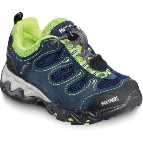 Meindl tarango junior niños trekking zapatos azul