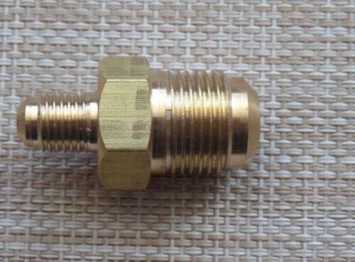 Klimaservice Adapter Reduzierung Adapter 1//4 x 1//2 SAE Klimaanlage Kältemittel