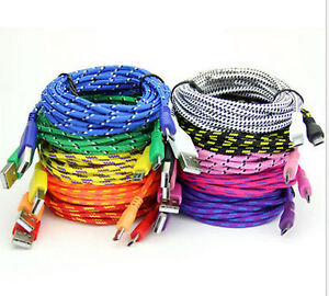 Strong-Braided-USB-Charger-Cable-Data-Sync-Charge-Cord-for-iPhone-5-6-7-8-X-plus