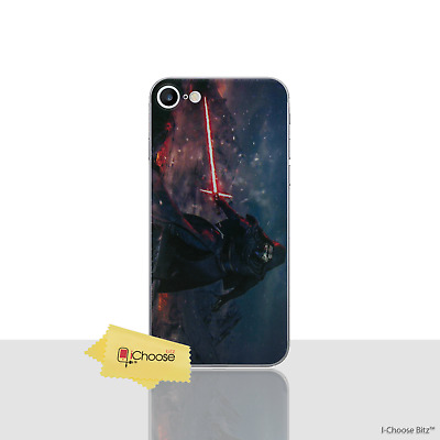 Star Wars Case/Cover For Apple iPhone 5/5s/SE/6/6s/7/8 / Screen Protector / Gel