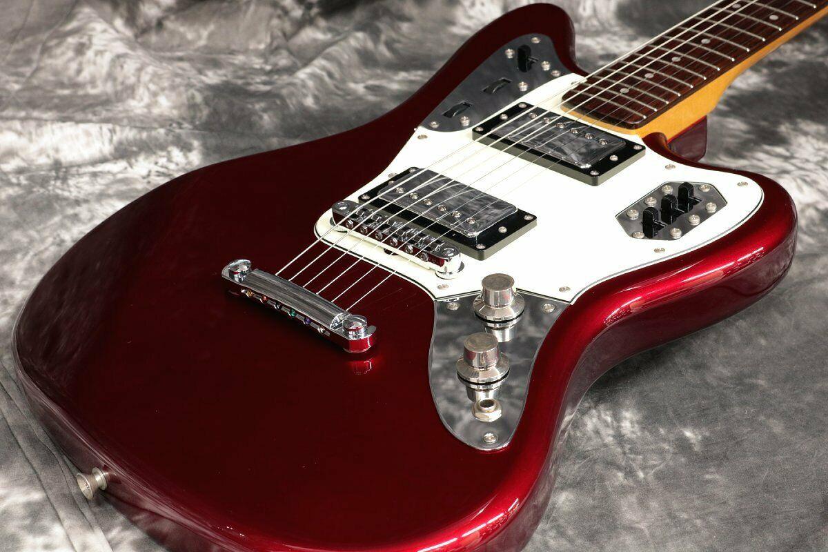 Fender Japan JGS Jaguar Special Old Candy Apple rot JAPAN beautiful rare EMS F S