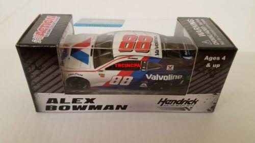 Alex Bowman 2019 Lionel #88 Valvoline Chevy Camaro ZL1 1//64 FREE SHIP