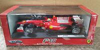 Formula 1 F1 Ferrari F10 Felipe Massa 2010 1/18 Car 7 Hot Wheels T6288