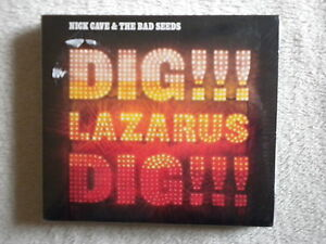 CD-DVD-NICK-CAVE-AND-THE-BAD-SEEDS-034-Dig-Lazarus-dig-034-Neuf-et-emballe